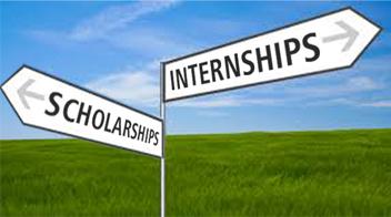 Image result for Scholarships Internships